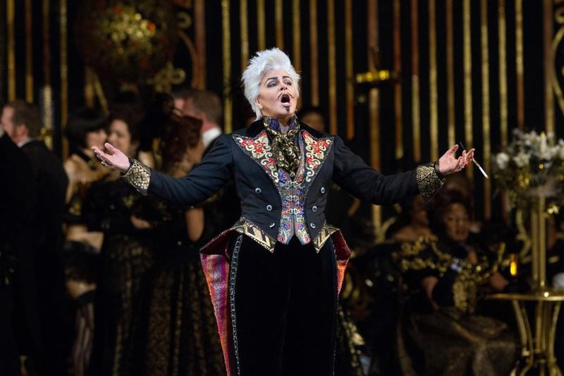 Susan Graham as Prince Orlofsky