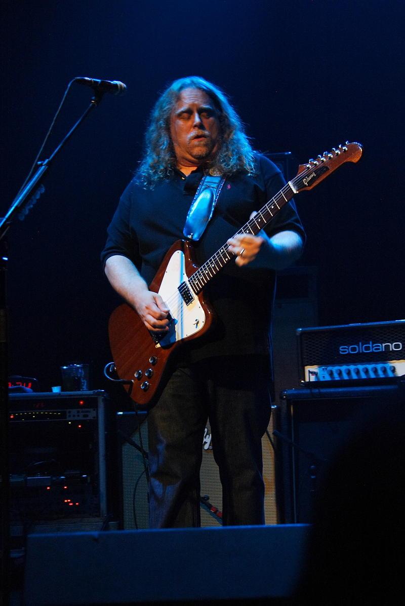 Warren Haynes 2008