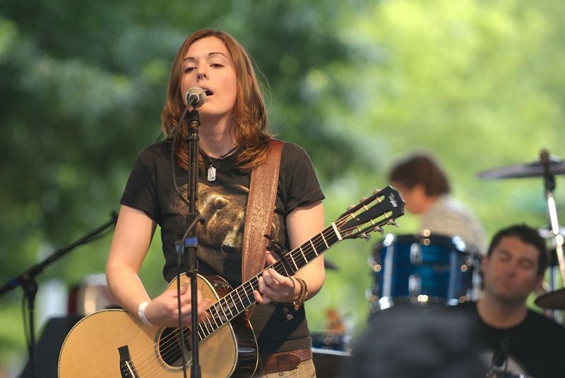 Brandi Carlile Live 2006