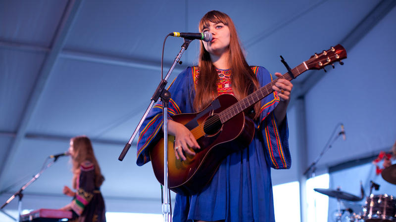 First Aid Kit Live at Newport Folk 2012
