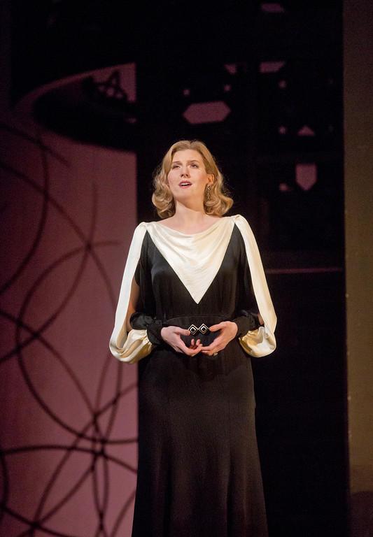 Amanda Majeski as Countess Almaviva in Mozart's Le Nozze di Figaro