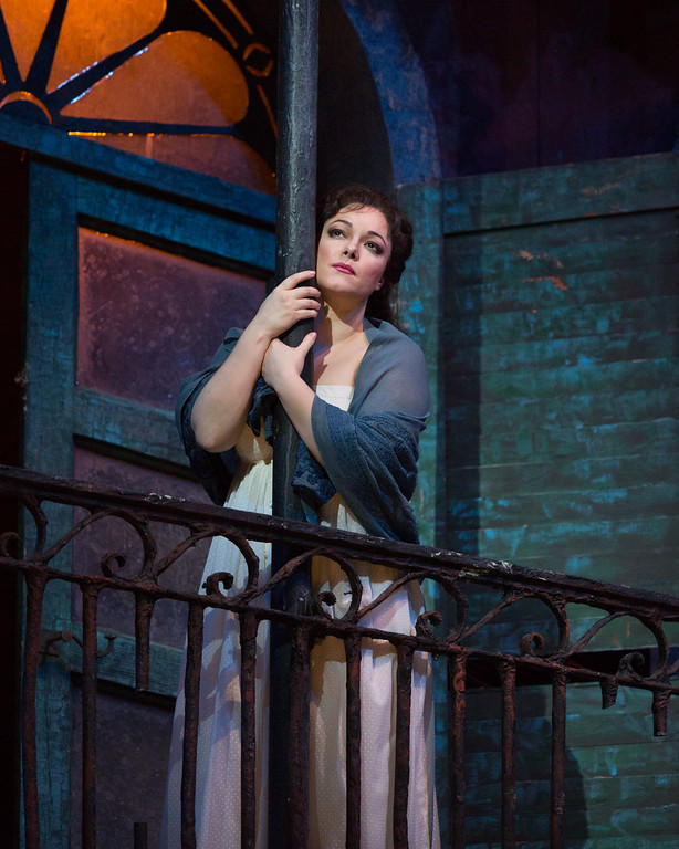 Eleonora Burrato as Norina in Donizetti's Don Pasquale