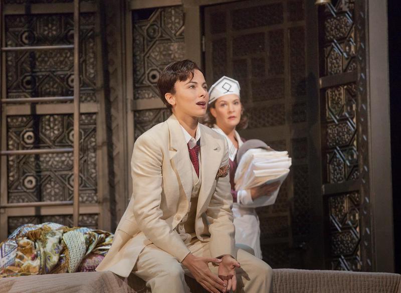 Isabel Leonard as Cherubino in Mozart's Le Nozze di Figaro