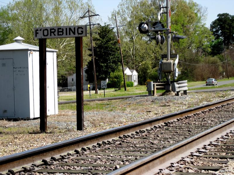 Forbing Railroad Crossing