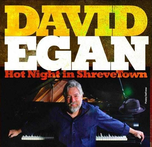 Renowned Louisiana songwriter and musician David Egan