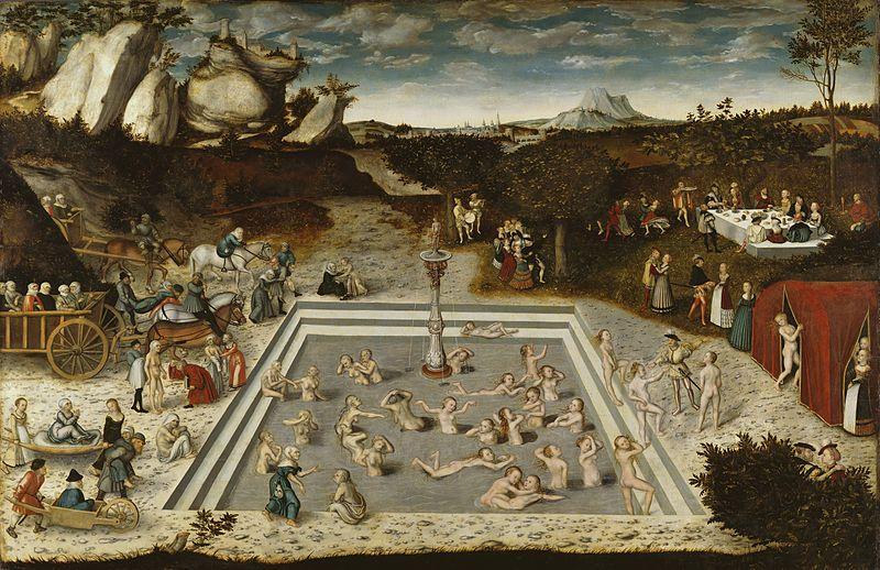 https://commons.wikimedia.org/wiki/File:Lucas_Cranach_-_Der_Jungbrunnen_(Gem%C3%A4ldegalerie_Berlin).jpg