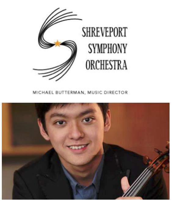 Violinist Benny Tseng