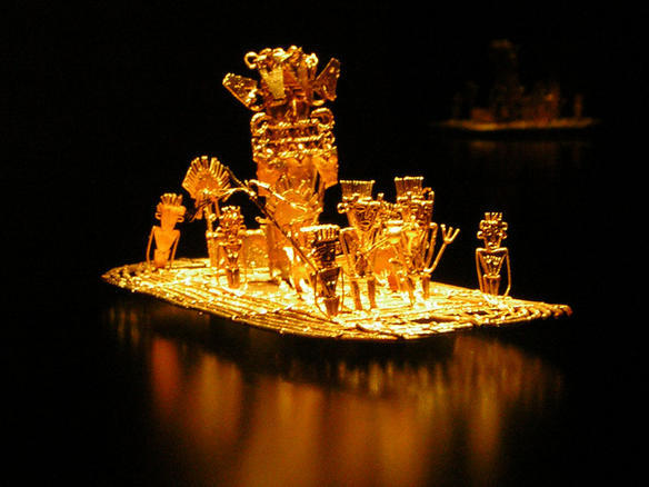 https://commons.wikimedia.org/wiki/File:Muisca_raft_Legend_of_El_Dorado_Offerings_of_gold.jpg