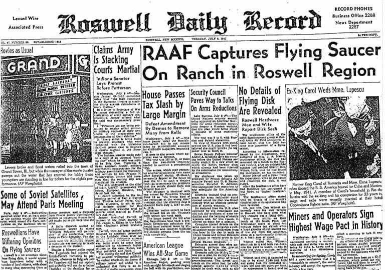 https://commons.wikimedia.org/wiki/File:RoswellDailyRecordJuly8,1947.jpg