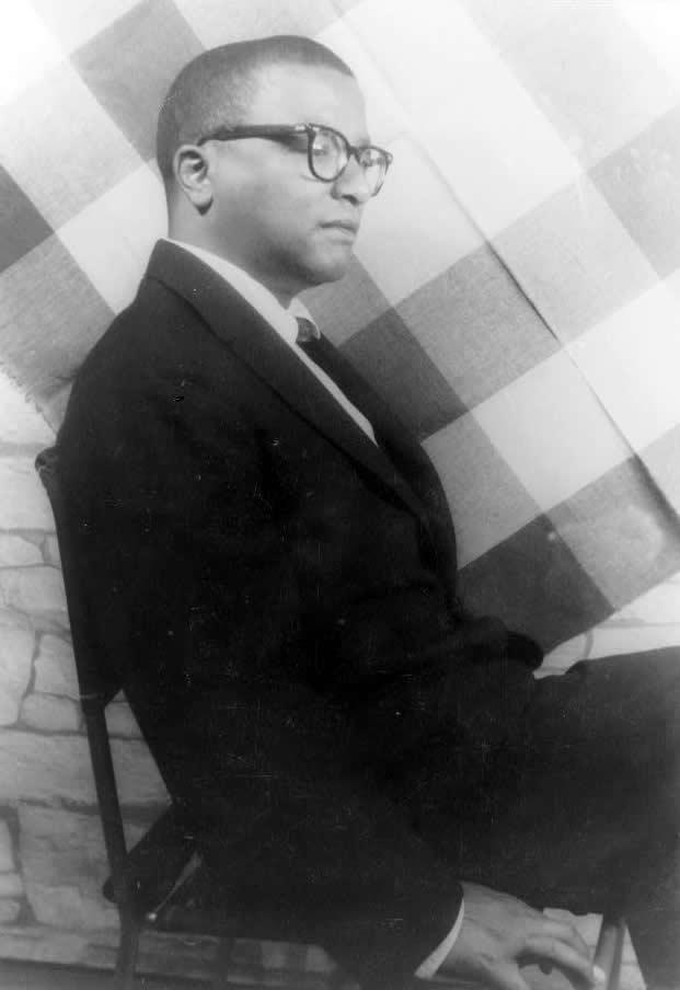 Billy Strayhorn on 14 Aug 1958