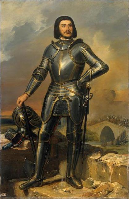 Gilles de Laval, sire de Rais, compagnon de Jeanne d'Arc, Maréchal de France