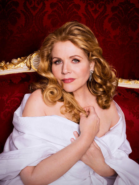 Renée Fleming as the Marschallin in Strauss's Der Rosenkavalier