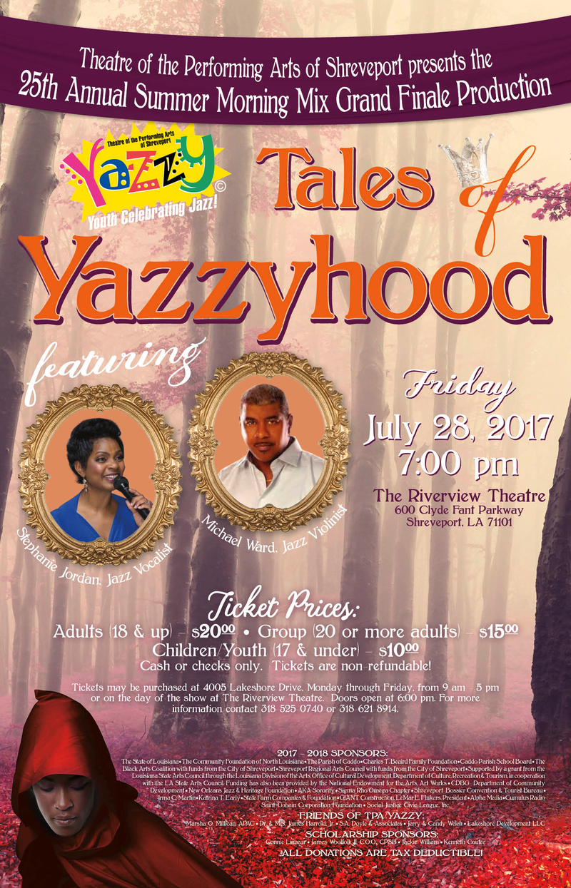 Tales of Yazzyhood