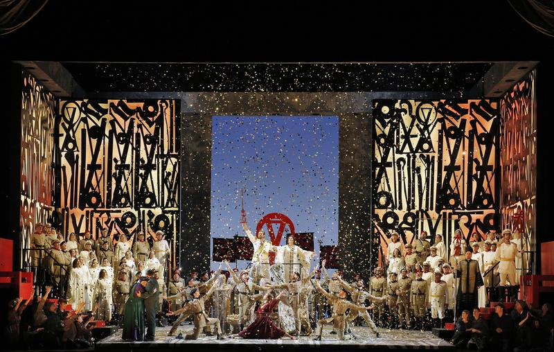 San Francisco Opera - Verdi's Aida