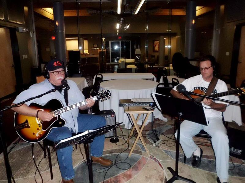 Steve Howell & Dan Sumner Live on Red River Radio