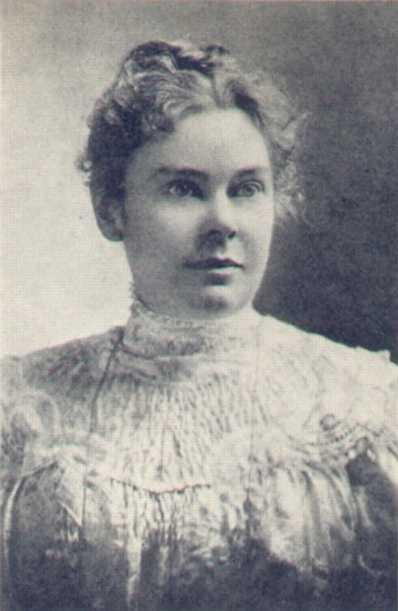 Lizzie Borden - http://en.wikipedia.org/wiki/Image:Lizzie_borden.jpg