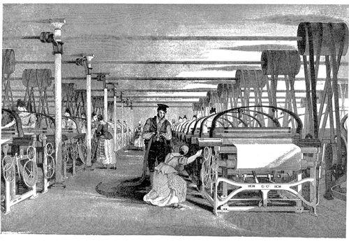 History of the cotton manufacture in Great Britain by Sir Edward Baines,