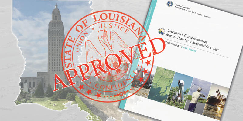 Coastal restoration in louisiana essay