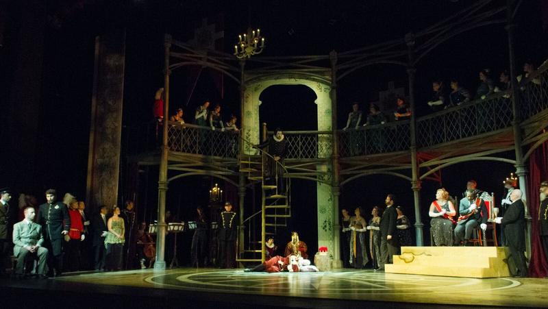 Amleto Finale ActII