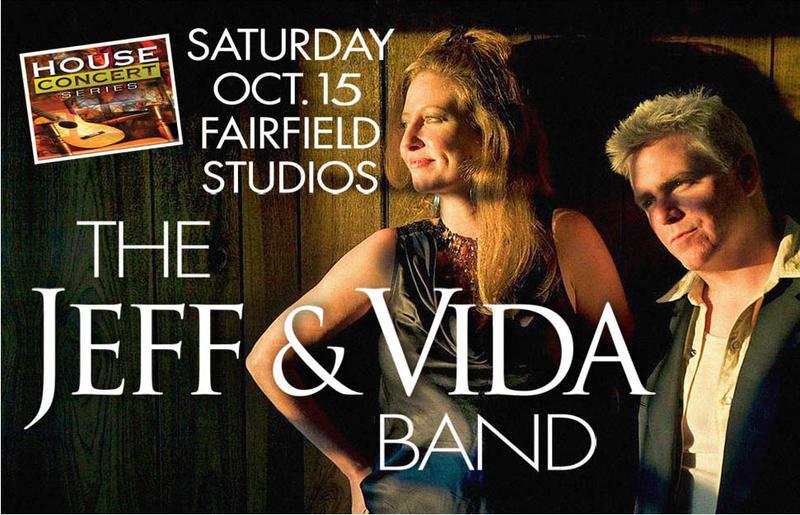 Jeff & Vida Band