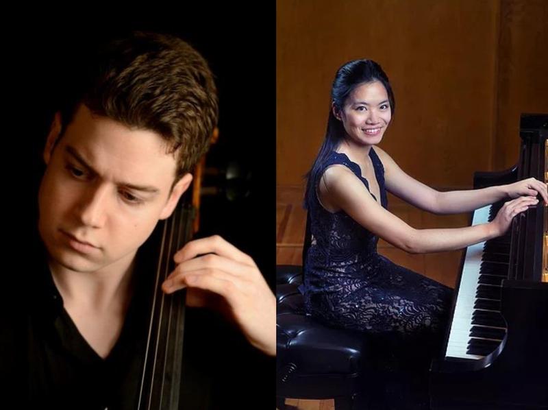 Cellist John-Henry Crawford & Pianist Tzu-Yin Huang