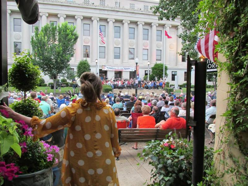 South Arkansas Symphony - Symphony on the Square