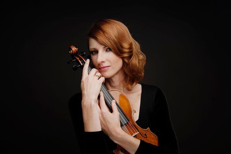 Holly Mulcahy, Violin