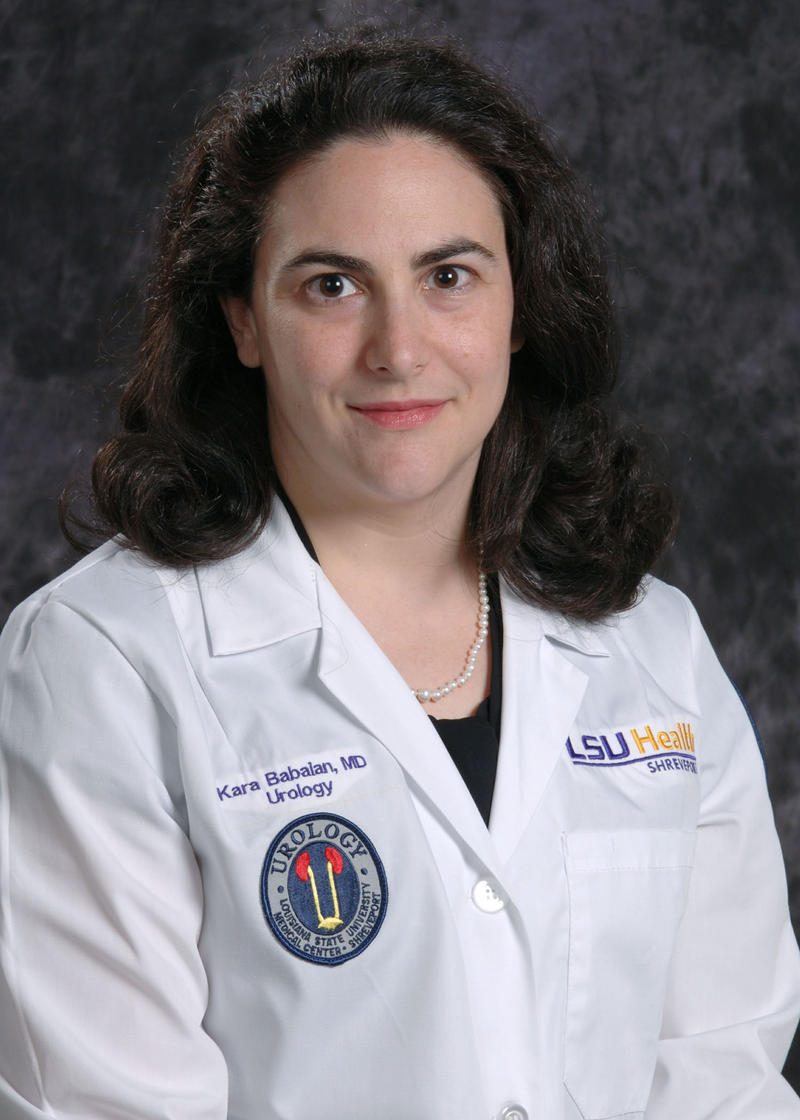 Dr. Babaian Assistant Professor of Urology at LSU Health Shreveport