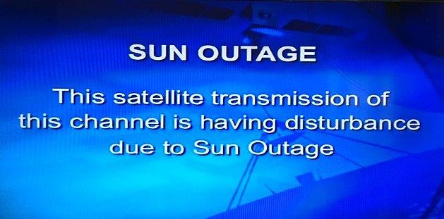 Solar Outage Graphic Original by Indovision