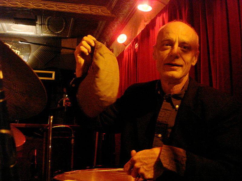 Drummer Johnny Vidacovich