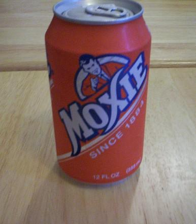 Photo of a Moxie Can that was created by Latitude0116 on June 7, 2004. Photo by: Latitude0116