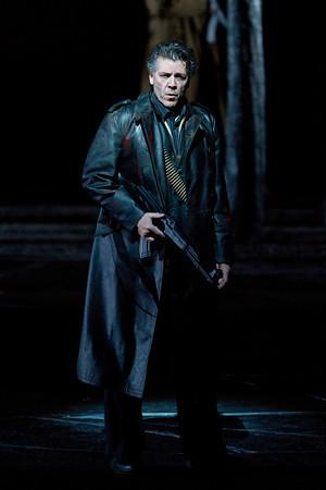 "Thomas Hampson as the title character in Verdi's ""Macbeth."""