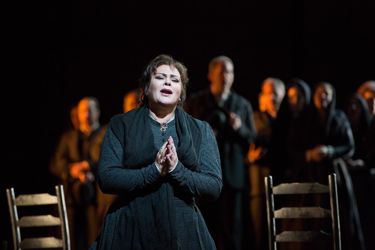 Metropolitan Opera: Mascagni's Cavalleria Rusticana and ...