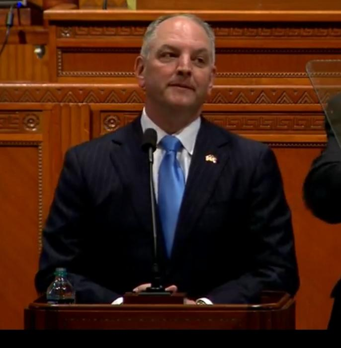 Louisiana's latest special session on finances opens Monday