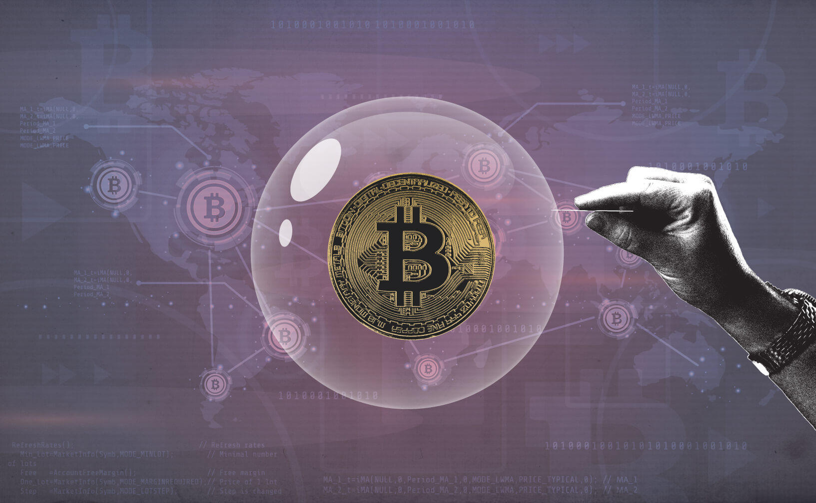 Intelligence Squared Us Debates Is Bitcoin More Than A Bubble