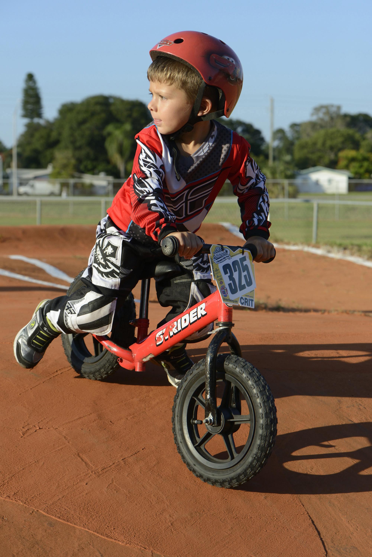 Kids Learn Balance On Pedal Less Bike Sdpb Radio