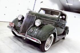 Joe Floyd's 1936 Cabriolet.
