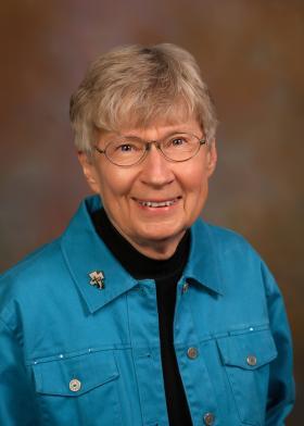 Sister JoAnn Sturzl.