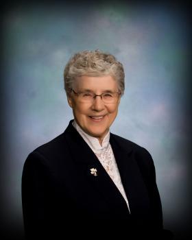 Sister Lois Ann Sargent.