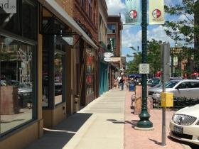 Downtown Sioux Falls has many galleries and opportunities for artists.