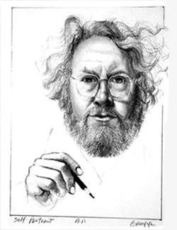 Portrait of Carl Grupp