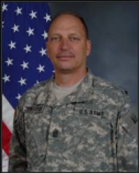 SD Department of Veteran Affairs Secretary Larry Zimmerman