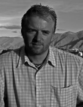 Filmmaker Jezza Neumann