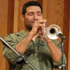 CALJE Trumpeter Victor Garcia