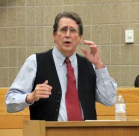 USD Indian Law Professor Frank Pommersheim