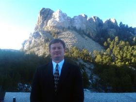 U.S. Senate candidate Jason Ravnsborg.