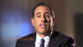 Jerry Seinfeld appears on tonight's episode of Pioneers of Television (7:00 p.m. Central, 6:00 p.m. Mountain) on SDPB-TV.