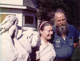 Ruth and Korczak Ziolkowski.