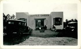 The Reptile Gardens - 1937.