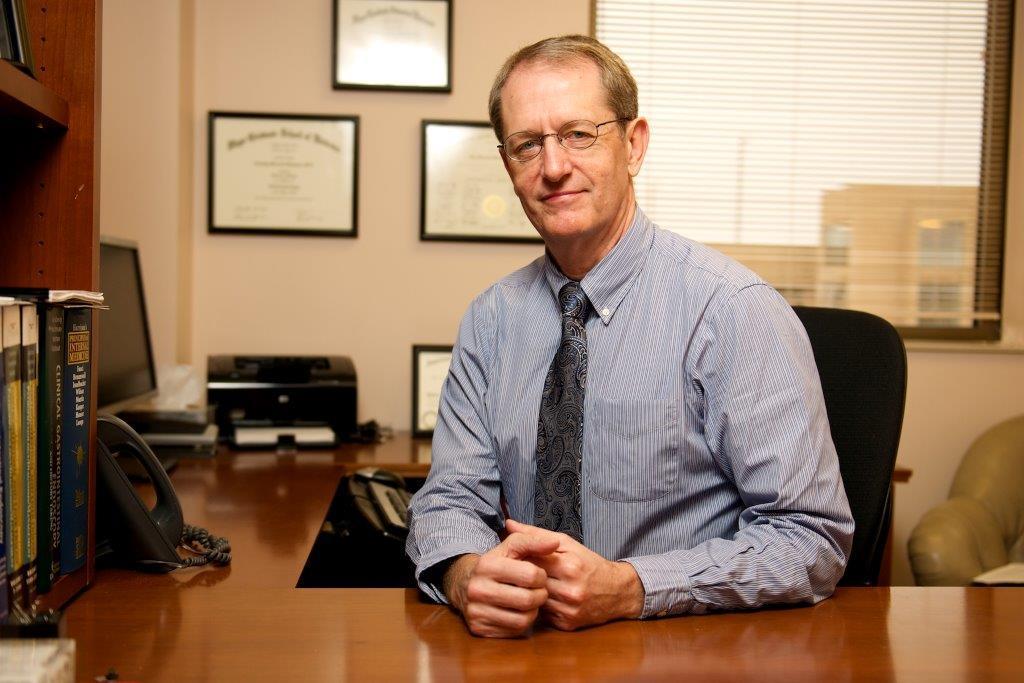 Tim Ridgway, MD